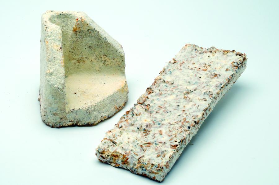 Новые материалы в упаковке на примере тары из грибницы