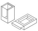 Ложементы из картона